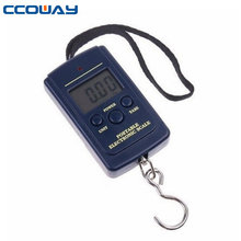 Portable digital mini scales, weighing equipment, luggage scale