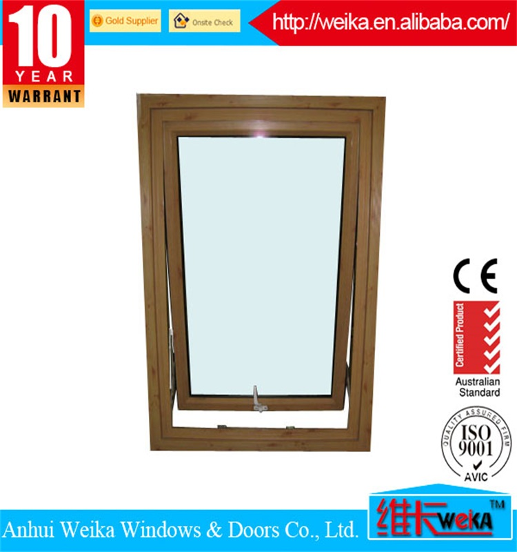 WEIKA Single and double hung aluminum windows