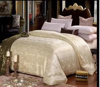 bedding sets 100% cotton covering silk down duvet queen