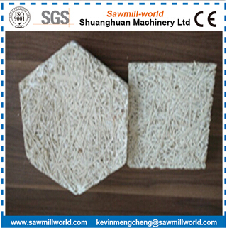 Acoustic Panel Used Wood Wool Machine For Sale