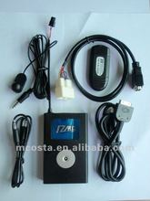Motorcycle Music Adapter with usb sd aux input(CE FCC RoHS approved)