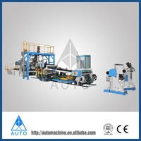 PET Sheet Extrusion Machine with Screw diam 120mm