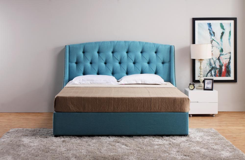 Wholesale various color available bedroom new style double bed