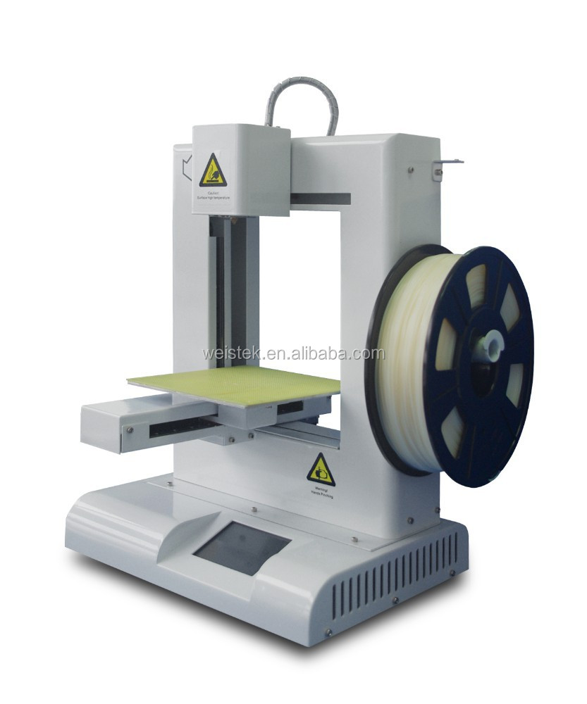 2015 home use and high resolution 3d printing machine and digital 3d printer