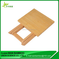 2016 Top Sale Folding Bamboo Drawing Table