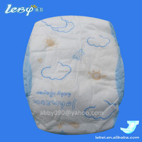 Printed Disposable Adult Baby Diapers