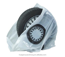 Disposable Plastic Automotive Tire Bag