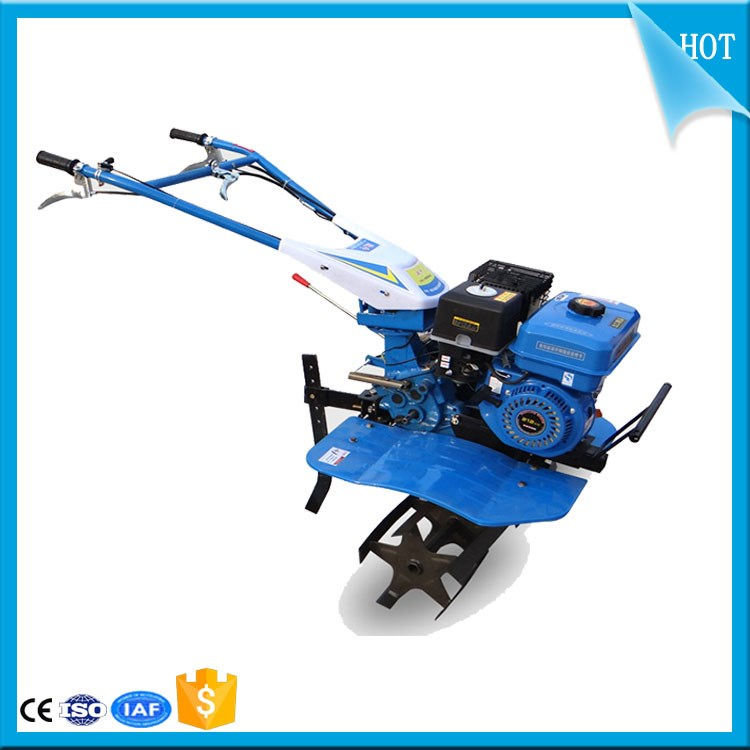Small type mini walking rotary tiller,garden weeding machine