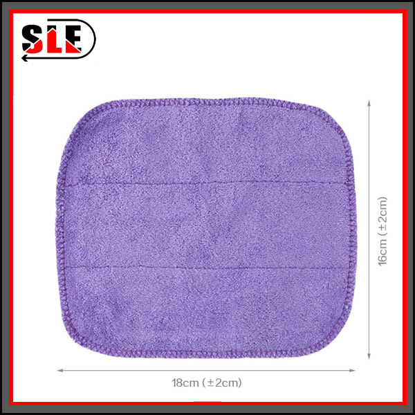 Chinese Supplier Non Scratch Eco-Friendly Thin Kitchen Microfiber Cleaning Cloth