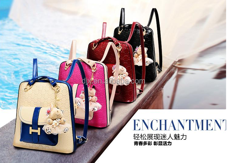 Authentic designer handbag wholesale factory direct famous designer ladybag women genuine leather handbags
