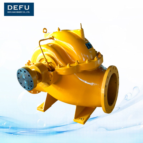 DEFU (China) high pressure water pump price split case pump