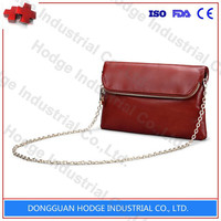 Fashion leather handbag Korean design shoulder bag lady chain bag