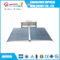 2016 excellent 180ml solar water heater with vacuum tube
