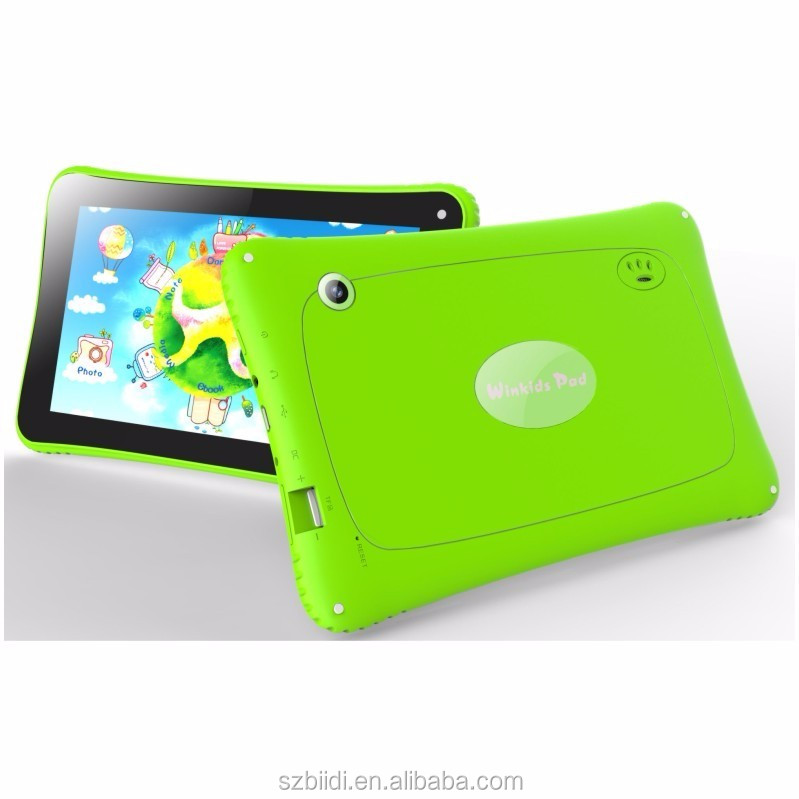 Wholesale Android 5.1 Dual Core 7 Inch Tablet For Kids With Bluetooth Camera Wifi Kids Tablet PC