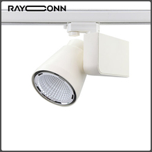 Experienced manufacturer supply led track spot light for indoor clothing store