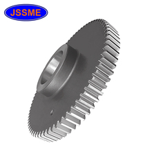 Customed CNC Machining Alloy Steel Spur Gear