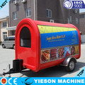 Sale Bakery Food Cart Sell Peanut Trailer To Sell Sandwich and Pizza etc