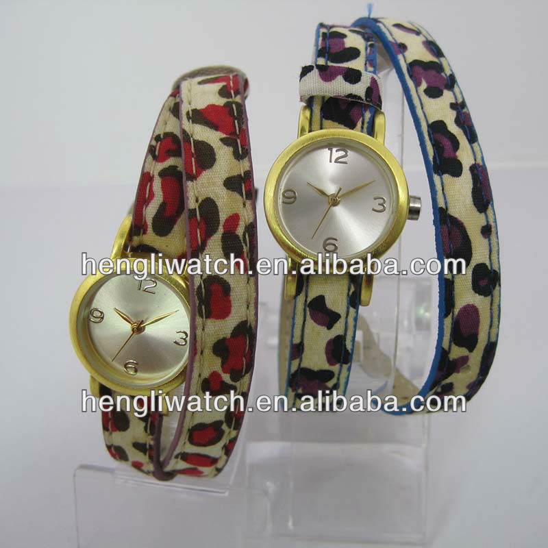 2013 new ladies fashion watch