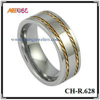Comfort Fit High Quality Tungsten Nana Rings