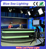 Hotsale 150w White panel led lights for television studios