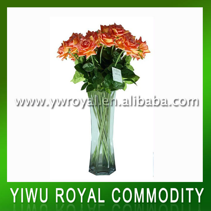 Artificial Polyester Flower