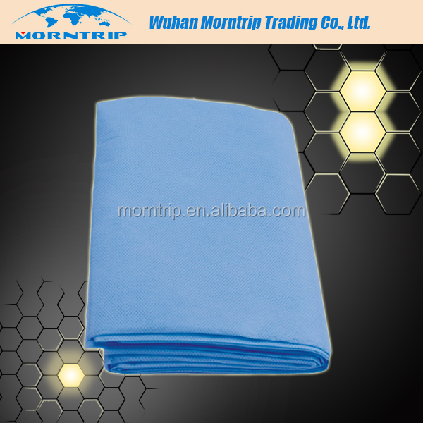 disposable paper massage table sheets / disposable bed sheet