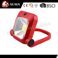 AM-7706 rechargeable portable COB led flood light