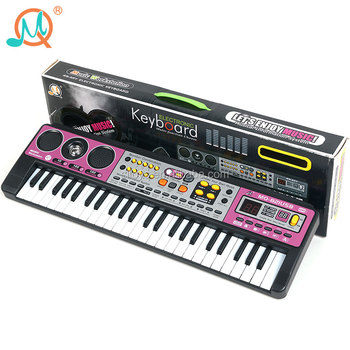 Factory direct sell 49 key MP3 play electronic digital piano keyboard