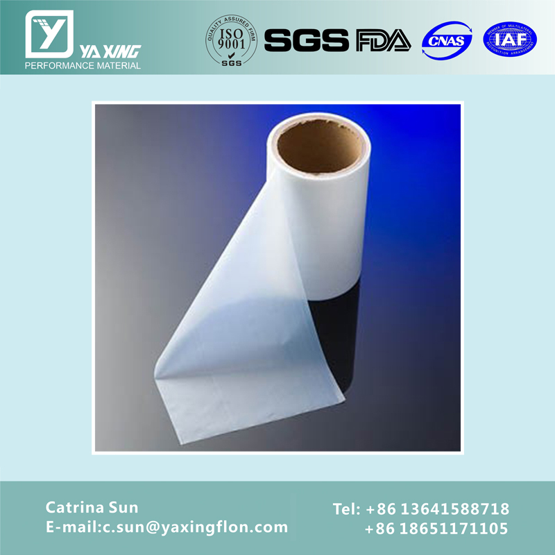 easy to use manufacturer transparent ptfe film