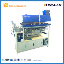 Automatic full and spot uv varnishing easy cleanning photo uv coating machine