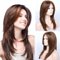 Qingdao premier lace wigs human hair part collection human hair wig