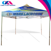 custom trade show outdoor large metal structure canopy