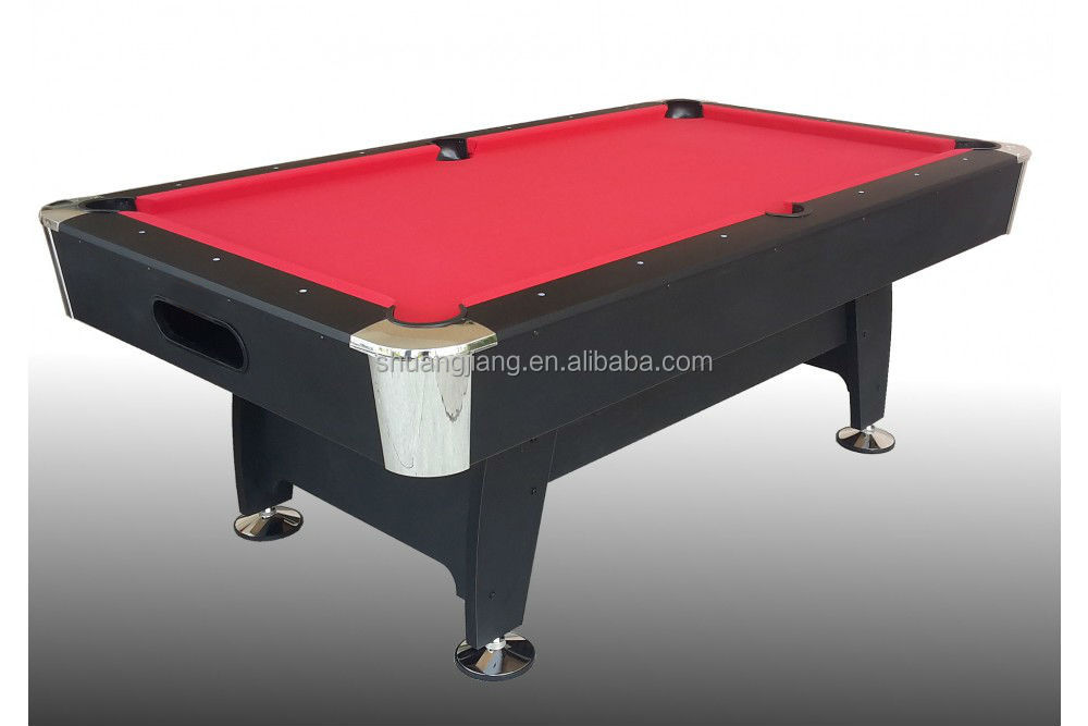 Brand New 8ft Size Pool Biliard Table , Billiard Table Manufacturer