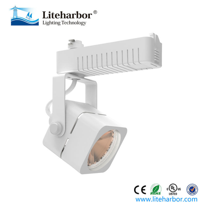 Track lighting LED MR16 8W clothing store spotlights Commercial Lighting