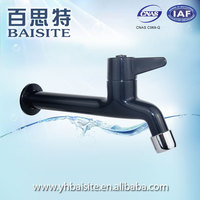 Faucet Manufacturer Bibcock Plastic Single Handle