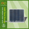 G&P 50WP Poly solar panel,solar power,solar module
