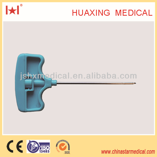 Biopsy Type Bone Marrow Puncture Needle