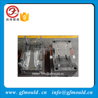 2015 new design coat hanger mould with 2 cavity