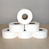 white wholesale jumbo roll toilet paper bathroom tissue