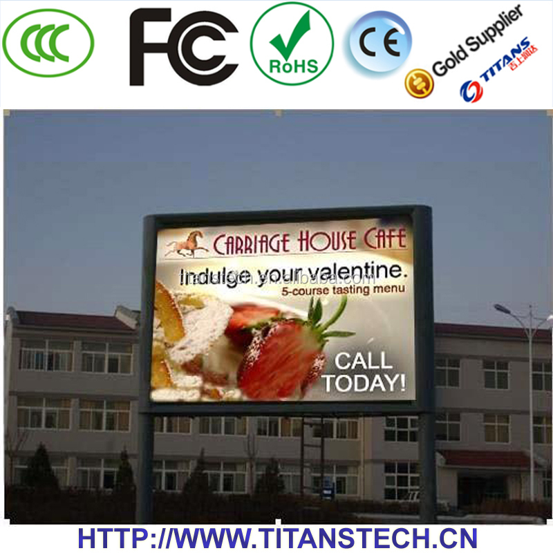 Environmental Friendly Led P10 Full Xx Video Display Board
