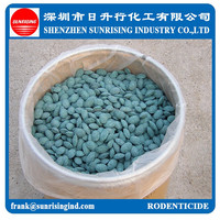 bromadiolone 0.005%bait 0.005%pellet rat poison ready to use mouse killing rodenticide