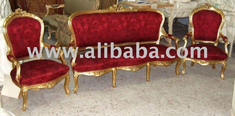 118978359 - Salon louis xv ...