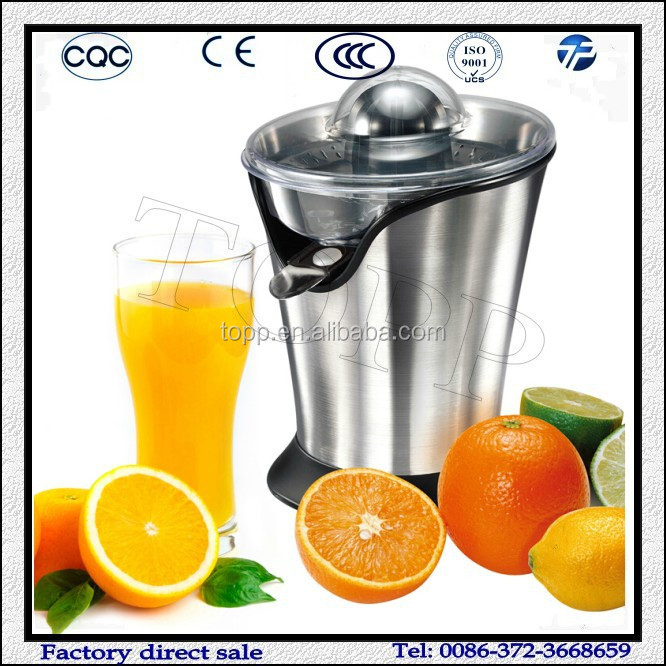 Small Orange Juicer and Lemon Juicer for home, Hotel and Bar