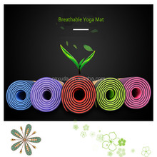 Eco - friendly Manufacturer Anti-slip TPE Yoga Mat, Yoga Towel, Yoga Accessory