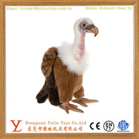Vulture plush birds toy