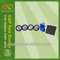 G&P Solar Powered LED Lamp Kit Camping Caravan Tent Camp Panel Garage Lighting,solar panel