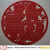 Exquisite Auspicious Chinese style Felt festival crafts for new year decoration