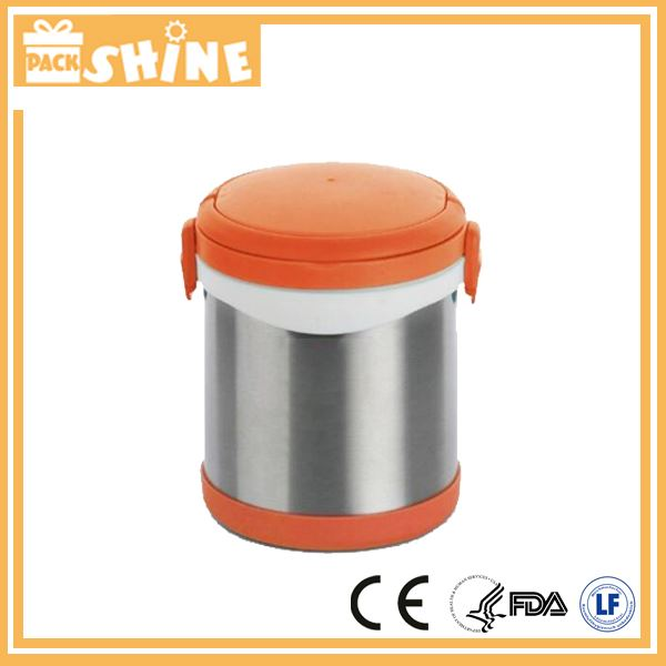 Hot New Product Double Wall Stainless Steel Thermal Soup Mug,Various Size Avaliable
