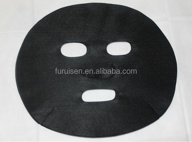 Bamboo Non-woven Charcoal Mask