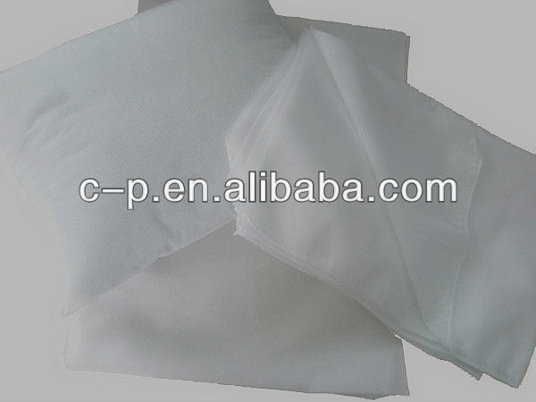 Soft needle-pouched nonwoven Pillow cover for medical use